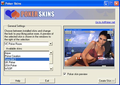 VCPoker-Choose-Skin