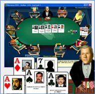 Empire Poker in Iraq