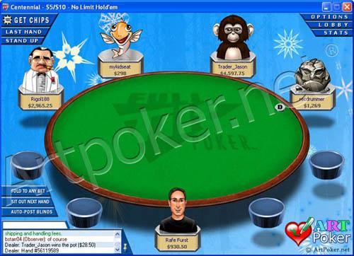 Full Tilt Poker Theme