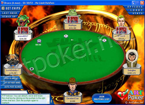 Lord of the rings poker chips green isle poker tournament