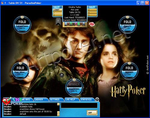 Harry Poker