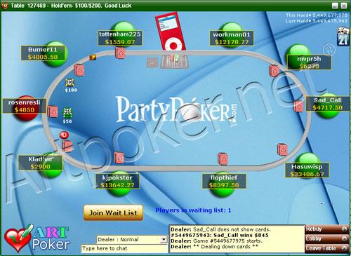 Poker on Mac  Theme
