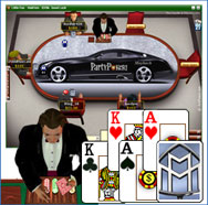 Party Poker - Maybach Skin