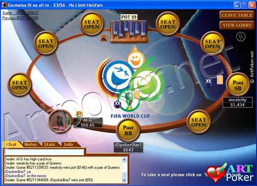 PokerStars  Mondial