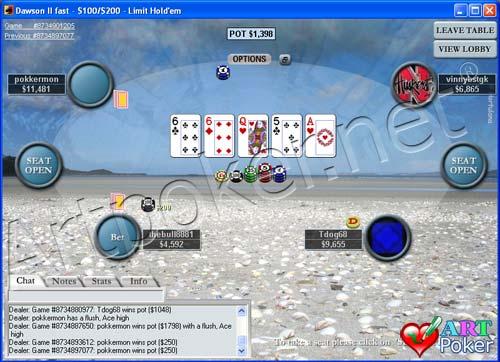 pokerstars net login page