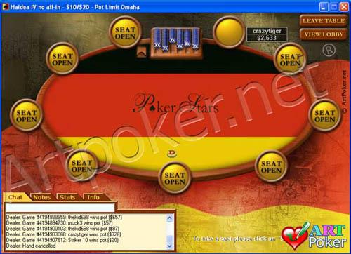 Pokerstars Germany
