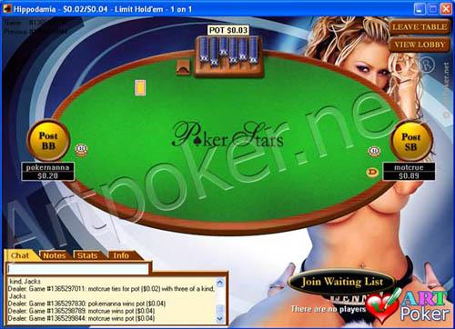 PokerStars Themes