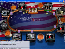 Absolute Poker Theme