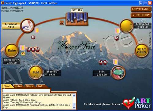 PokerStars Theme - Nepal The Everest Poker