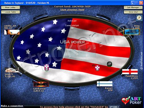 Paddy Power Poker Skin
