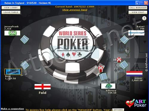 Paddy Power Poker Skins