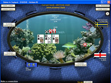 VC Poker - BetVictor Skins - Aquarium Theme