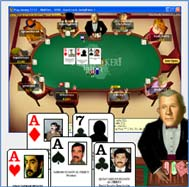 Party Poker  Skins - Iraq