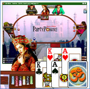 Party Poker  Skins - India