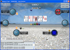 PokerStars Skins - Seashells