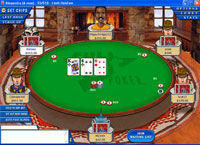 Full Tilt Poker Skins - SKI Lodge table