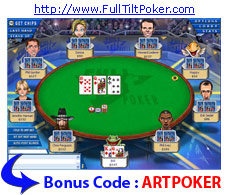 Full Tilt Poker Top Bonus