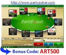 Party Poker German