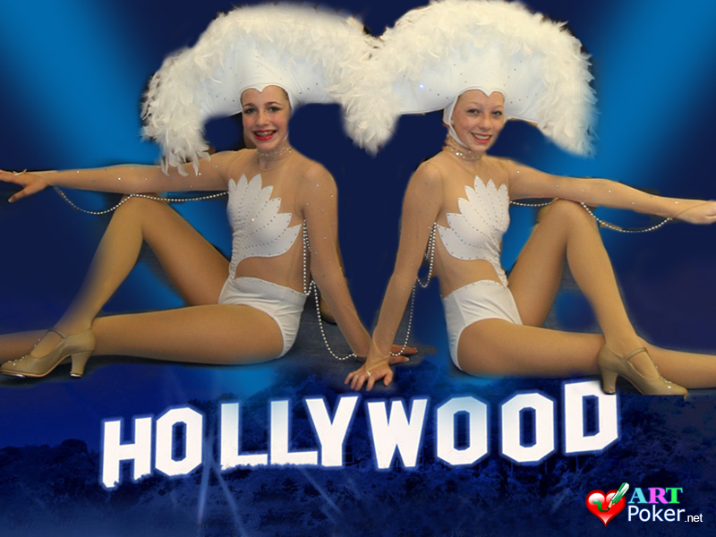 Hollywood Poker 2 Girls