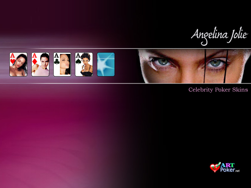 Celebrity Wallpaper - Angelina Jolie