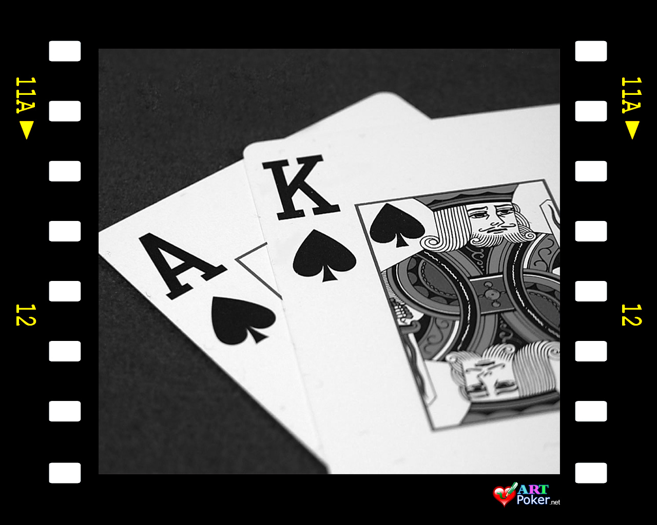 1280x1024 poker wallpaper