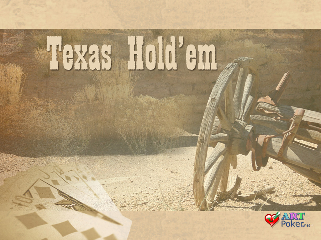 Poker texas holdem western