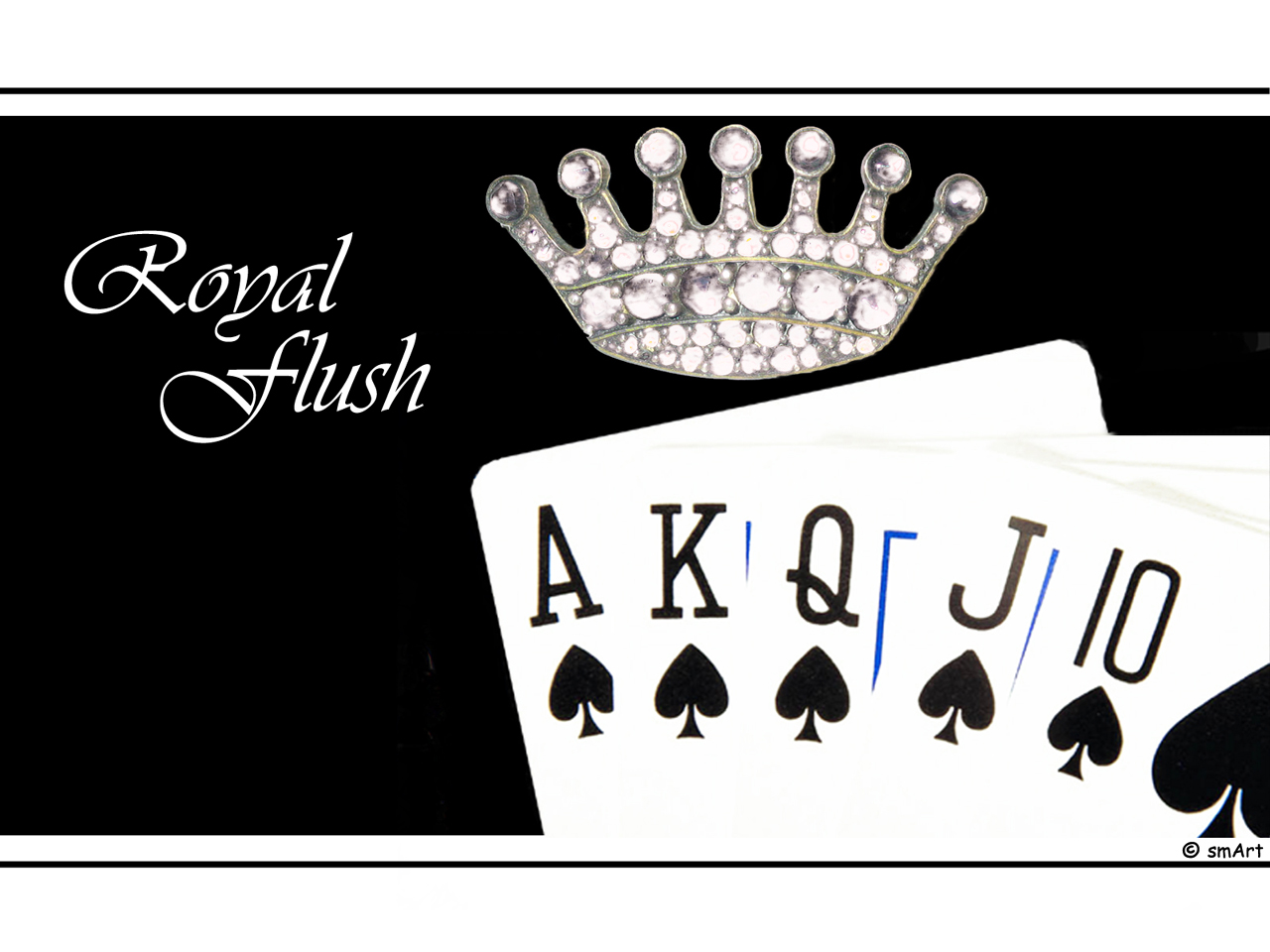 royal flush odds